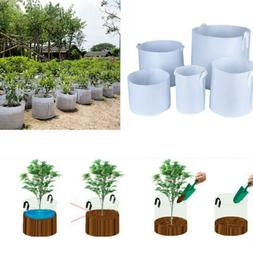 15/17/20 Gallon Grow Bag Round Fabric Pots Plant Pouch Root