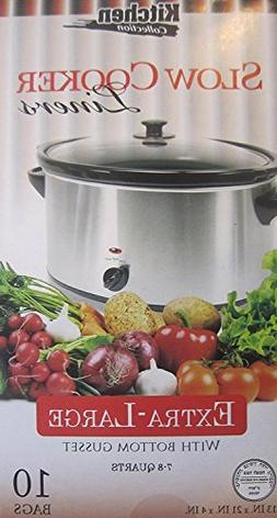 Kitchen Collection CROCK POT LINERS - Extra Large, 10 Liners