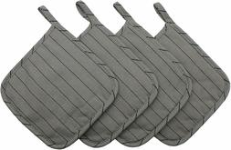 Cotton Kitchen Quilted Pot Holders Heat Resistant Hot Pan Ma