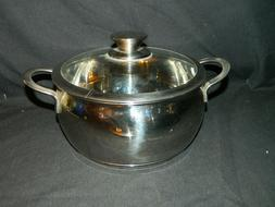 CUISINE COOKWARE COMMAND PERFORMANCE 18/10 STAINLESS STEEL 3