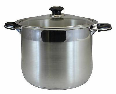 10 qt commercial grade heavy stainless steel