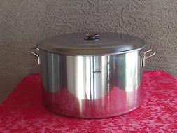 New Jarhill 26 QT 18/10 stainless steel,  1 mm thickness sto