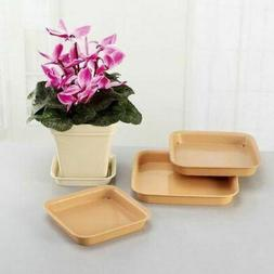 Plastic Plant Pot Saucer Flower Pot Planter Drip Tray for In