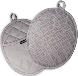 Pot Holders Heat Resistant Up To 500F Pot Holders For Kitche