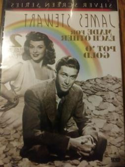 Pot 'O Gold/Made For Each Other  James Stewart Double Featur