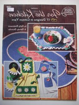 For the Kitchen potholders aprons placemat coasters daisy ro