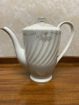 Vintage GOLD STANDARD China Coffee Pot made in Japan EXCELLE